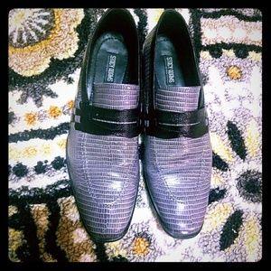 Men's Stacy Adams Croc Loafers
